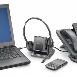 Комплект  Plantronics Savi W720-M (HL10/S)