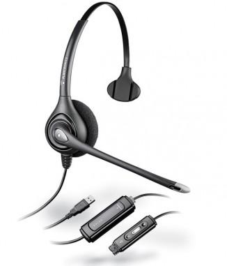 Гарнитура  Plantronics SupraPlus NC USB