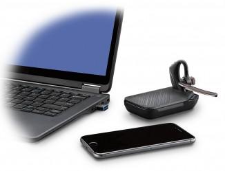 Bluetooth-гарнитура Plantronics Voyager 5200 UC