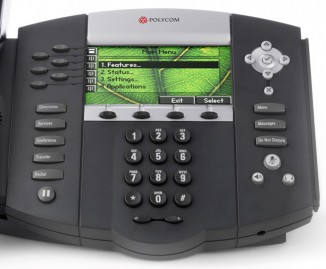 IP-телефон Polycom SoundPoint IP 670