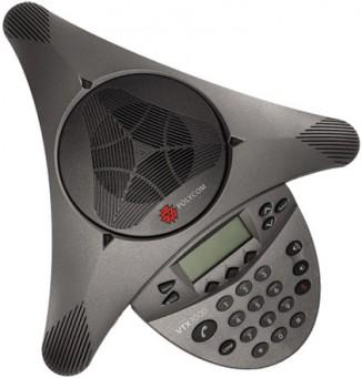 Конференц-телефон Polycom SoundStation VTX 1000