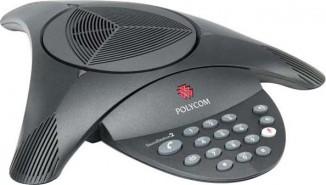Конференц-телефон Polycom SoundStation2 (без дисплея)