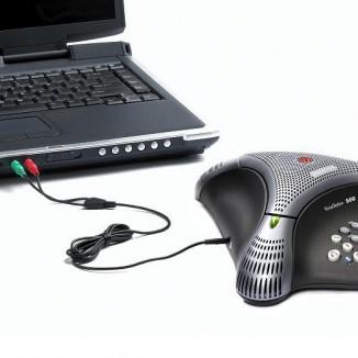 Конференц-телефон Polycom VoiceStation 500