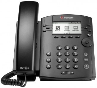 Бизнес медиа телефон Polycom VVX 300