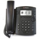 Бизнес медиа телефон Polycom VVX 301