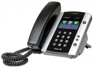 Медиафон Polycom VVX 500