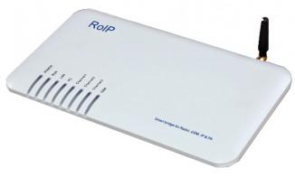 VoIP-GSM PTT шлюз на 1 SIM-карту RoIP-302