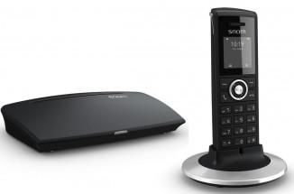 DECT VoIP-телефон Snom M325