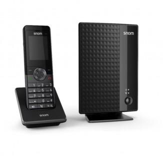 DECT-телефон с базой M400 SC Snom M45 SC