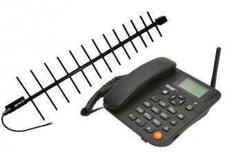 Телефон сотовый стационарный Termit FixPhone v2 KIT