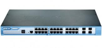 Коммутатор управляемый TG-NET S5300-28G-4TF