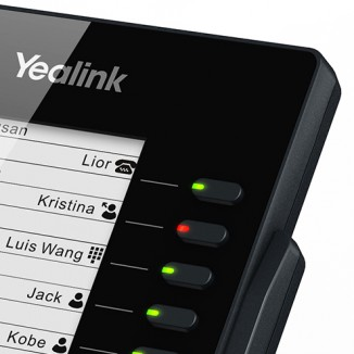 Модуль расширения Yealink EXP40 для Yealink T46S/T48S