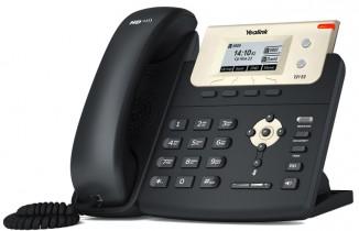 Комплект гарнитуры Jabra BIZ 1500 Duo QD и IP-телефона Yealink SIP-T21 E2