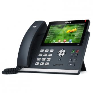 IP-телефон с Wi-FI адаптером Yealink WF40 Yealink SIP-T48S