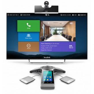 Система видеоконференцсвязи Yealink VC500-Phone-Wired-WP