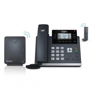 Настольный DECT-телефон Yealink W41P