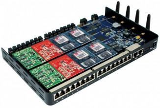 Модуль расширения на 1 UMTS  порт Yeastar UMTS